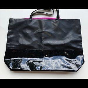 Calvin Klein Black&Fuchsia Tote Bag